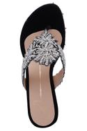 Embroidered Cutwork Wedges