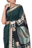 Handwoven Silk Saree