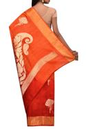 Pure Silk Saree with Running Blouse Fabric