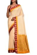 Mysore Pure Silk Saree with Running Blouse