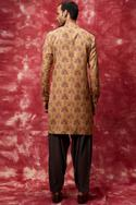 Printed Pathani Kurta Set