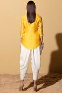 Chanderi Shirt Tunic