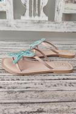 Larry Seahorse & Starfish Sandals