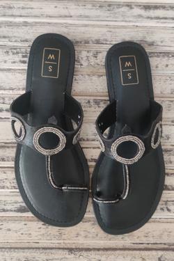Anna Cutout Sandals