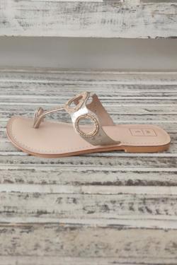 Natasha Cutout Sandals