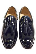 Tassel Loafers With Spikes