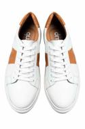 Panelled Woven Sneakers