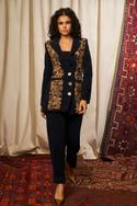 Hand Embroidered Blazer