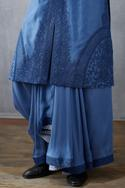 Handwoven Chanderi Dhoti Skirt