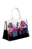 Cotton Canvas Embroidered Tote Bag