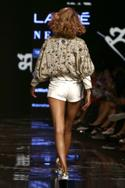 Embroidered Shirt with Shorts