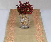 Embroidered Table Runner (Single Pc)