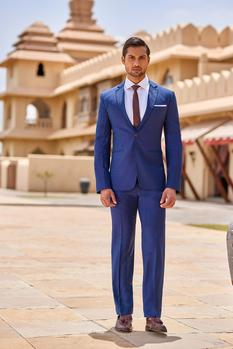 Suit set with waistcoat