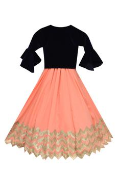 Anarkali Gown With Jacket