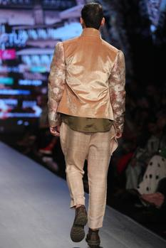 Shirt with jacket & trouser
