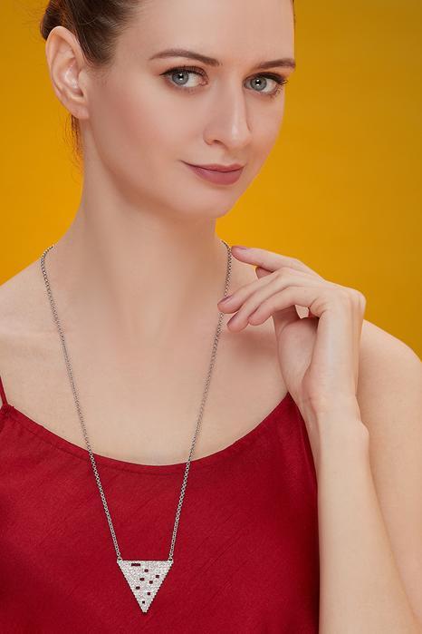 Textured neckpiece