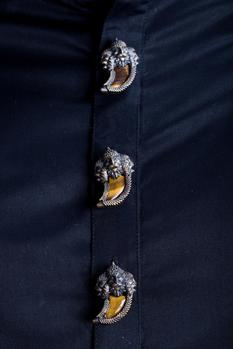 Antique Narsimha Buttons