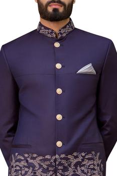 Embroidered Bandhgala