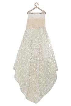 Embellished Trail Gown