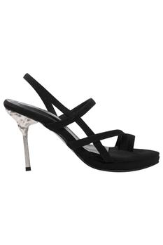 Cross Strap Stilettos