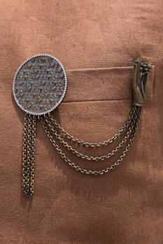 Antique Double Brooch