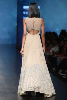 Embellished Gown