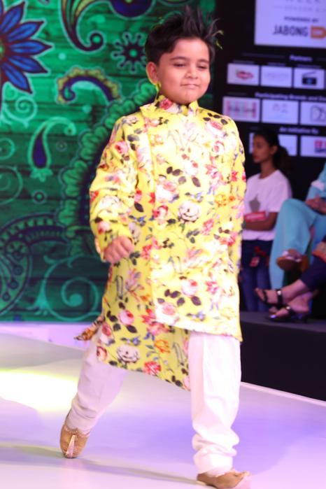 Floral print Sherwani With Pant