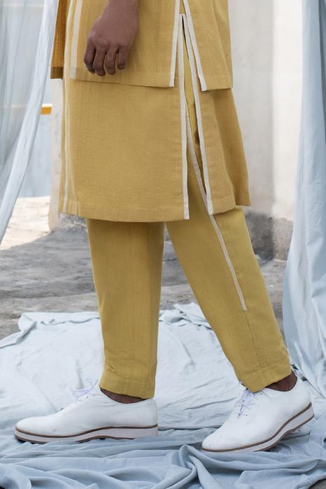 Handwoven Cotton Trouser