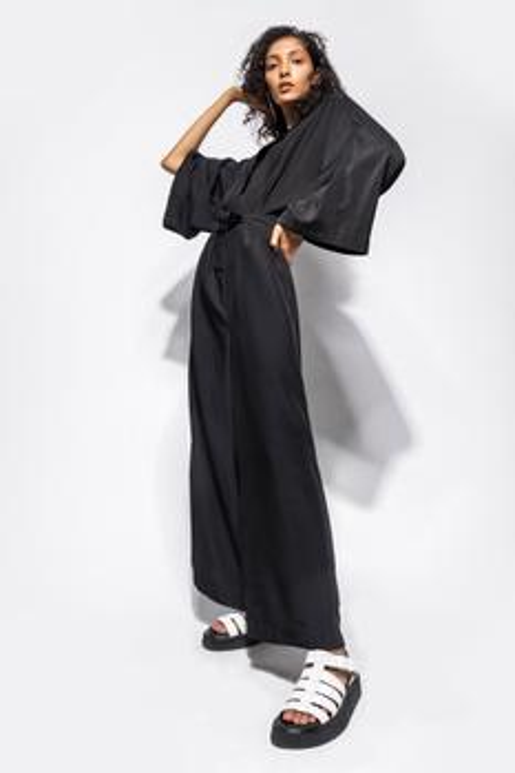 Marazzo Silk Jumpsuit