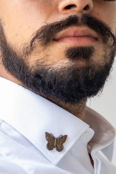 Butterfly Collar Tips