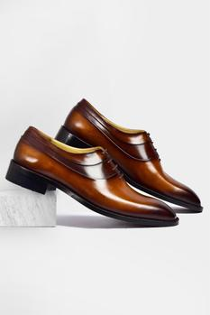 Hand Painted Oxfords