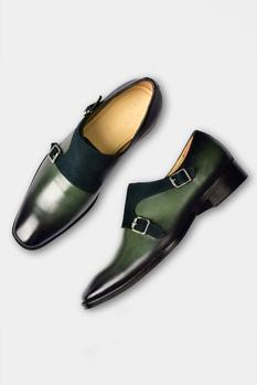 Hand Painted Double Monks