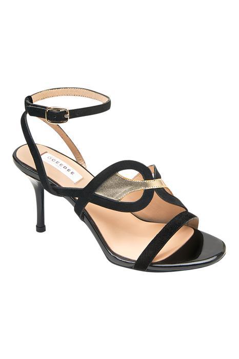 Anaya Ankle Strap Stilettos