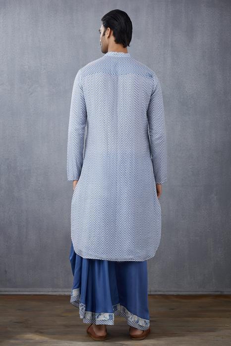 Handwoven Chanderi Dhoti Skirt