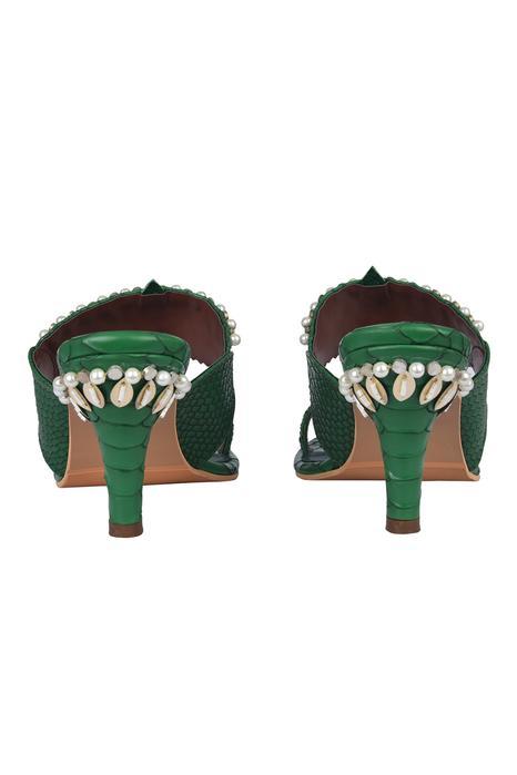 Embellished Kolhapuri Heels