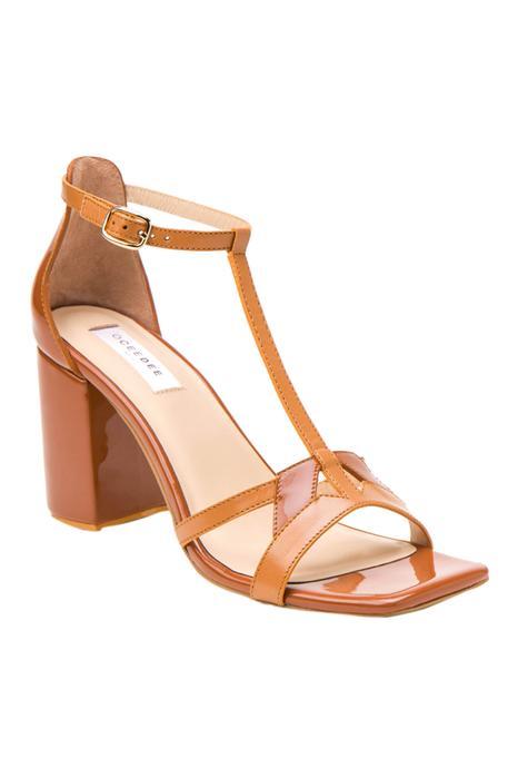 Stephanie Ankle Strap Block Heels