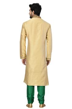 Silk Kurta Set