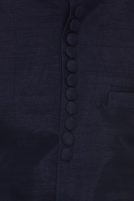 Tie dye sherwani kurta set