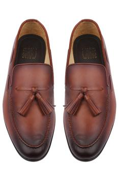 Tassel detail loafers