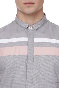 Grid Checkered Shirt