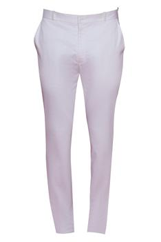 Straight fit trouser pants