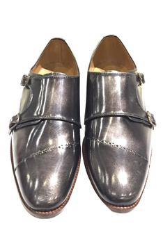 Handcrafted Double monk shoes