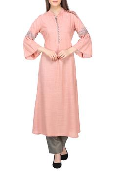 Flared Kurta Set