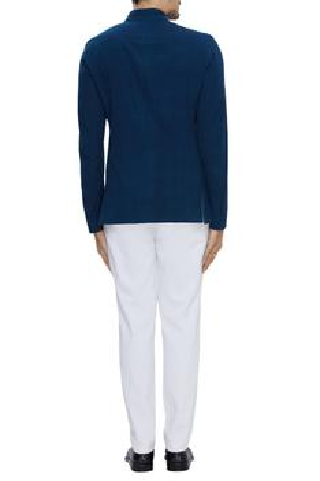 Handloom cotton Jacket