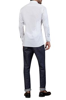 Cotton slim-fit shirt