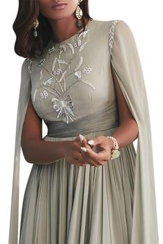 Embroidered Anarkali Kurta