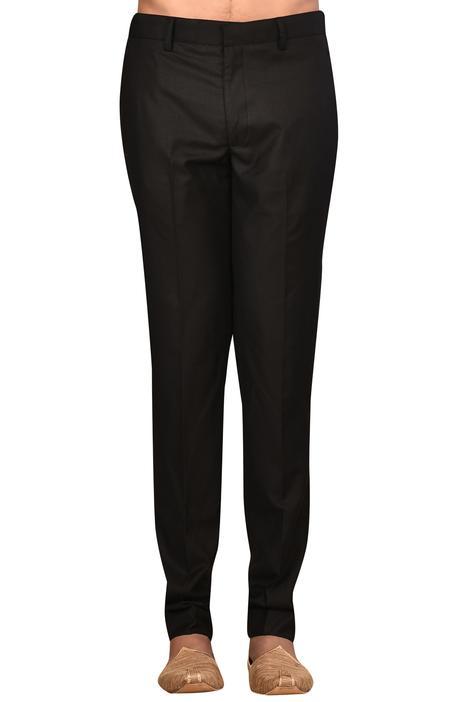 Asymmetric Bandhgala with Pants