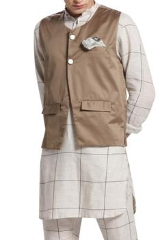 Cotton Nehru Jacket