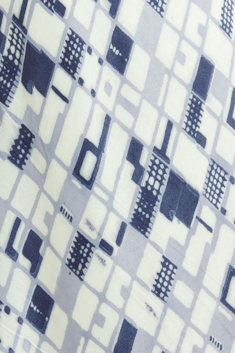 Satin Printed Jumpsuit