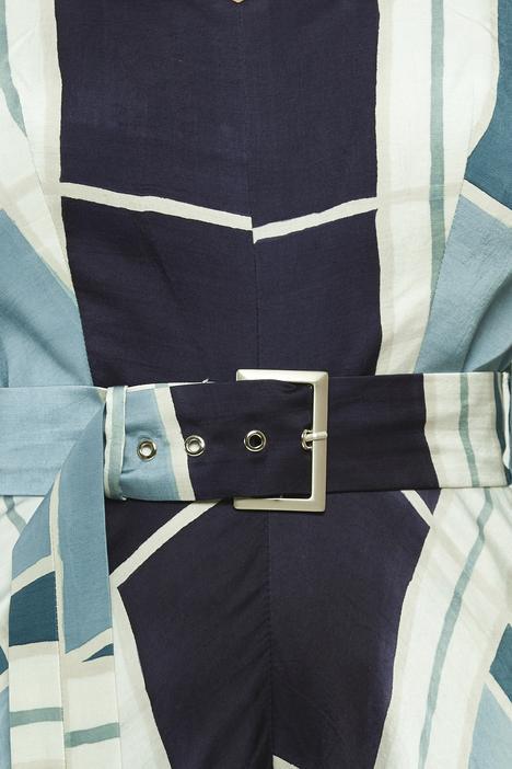 Hand Painted Jumpsuit